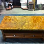 coffee table resurfaced